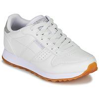 Schuhe Damen Sneaker Low Skechers OG 85 Weiss