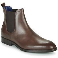 Schuhe Herren Boots Azzaro SEVILLE Braun