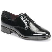 Schuhe Damen Derby-Schuhe Tamaris JEANY Schwarz
