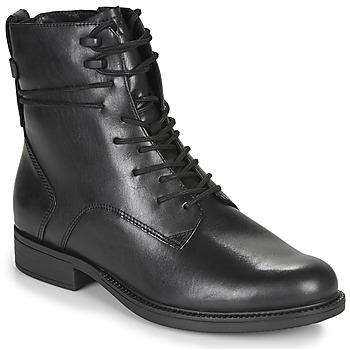 Schuhe Damen Boots Tamaris SUZAN Schwarz