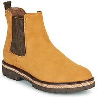Schuhe Damen Boots Tamaris JENNA Braun