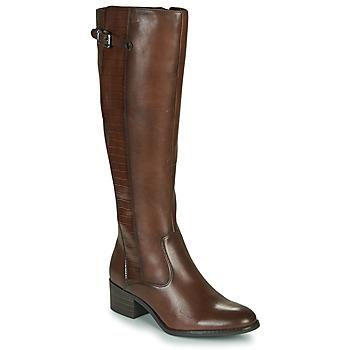 Schuhe Damen Klassische Stiefel Tamaris BAKU Braun