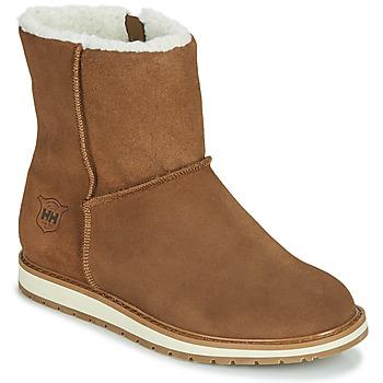 Schuhe Damen Schneestiefel Helly Hansen ANNABELLE BOOT Camel