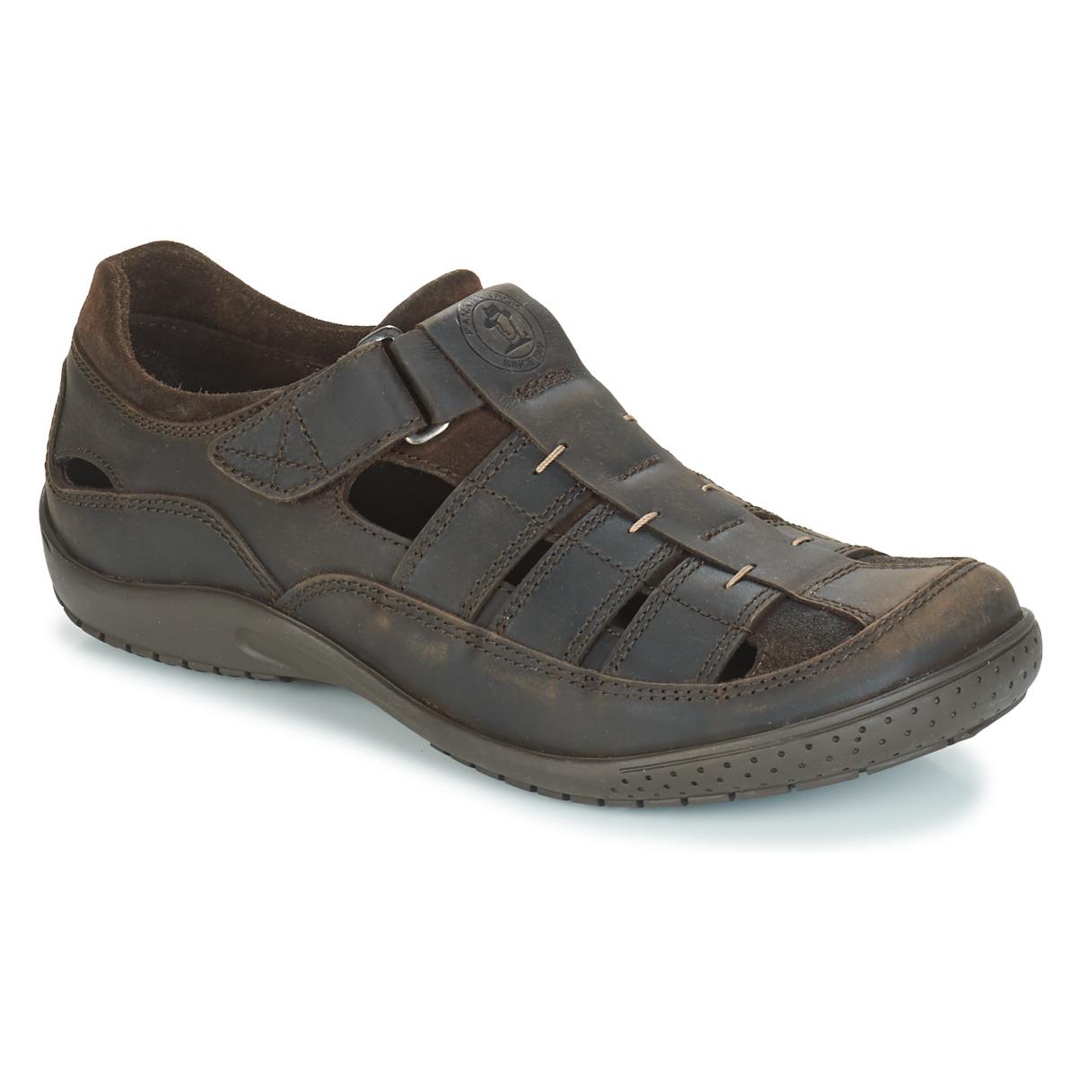 Panama Jack MERIDIAN Braun - Kostenloser Versand bei Spartoode ! - Schuhe Sandalen / Sandaletten Herren 107,10 €
