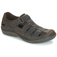 Schuhe Herren Sandalen / Sandaletten Panama Jack MERIDIAN Braun