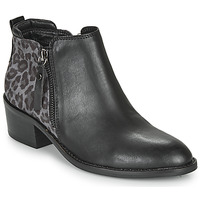 Schuhe Damen Low Boots Elue par nous HOUP Schwarz
