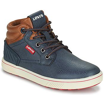 Schuhe Kinder Sneaker High Levi's NEW PORTLAND Marine