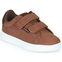 Schuhe Jungen Sneaker Low Kappa TCHOURI 2V Braun