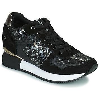 Schuhe Damen Sneaker Low Gioseppo RAPLA Schwarz