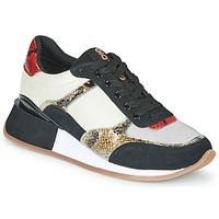 Schuhe Damen Sneaker Low Gioseppo KIROV Schwarz / Weiss