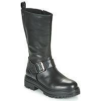 Schuhe Damen Boots Gioseppo VALLENDAR Schwarz