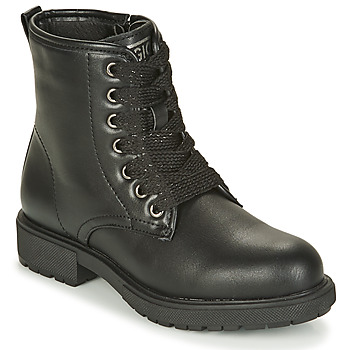 Schuhe Mädchen Boots Gioseppo YELETS Schwarz