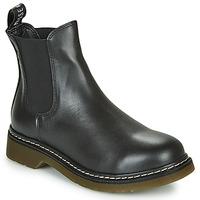 Schuhe Damen Boots Musse & Cloud FLIKA Schwarz