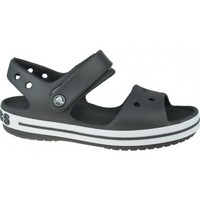 Schuhe Kinder Sandalen / Sandaletten Crocs Crocband Sandal Kids Grau