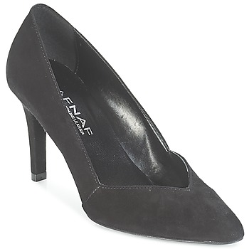 Schuhe Damen Pumps Naf Naf CLASSIK Schwarz