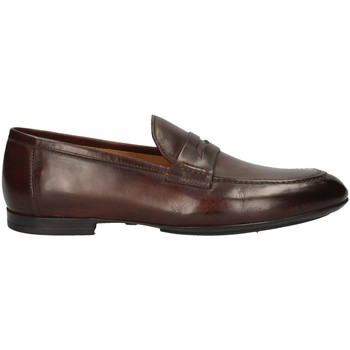 Schuhe Herren Slipper Campanile 9783 BROWN