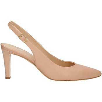 Schuhe Damen Pumps Mariano Ventre 5694 ROSA