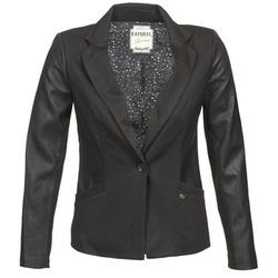 Kleidung Damen Jacken / Blazers Kaporal SOMA Schwarz