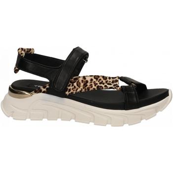 Schuhe Damen Sandalen / Sandaletten Tosca Blu PONZA c99-nero