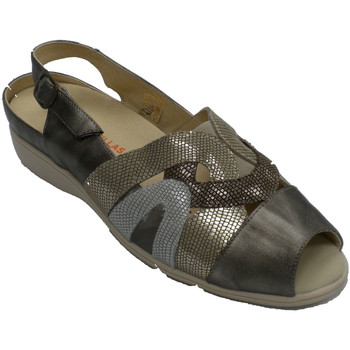 Schuhe Damen Sandalen / Sandaletten Doctor Cutillas Spezielle Frauensandale für Einlegesohle Beige