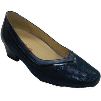 Schuhe Damen Pumps Doctor Cutillas Damenschuh-Lounge  marine Blau