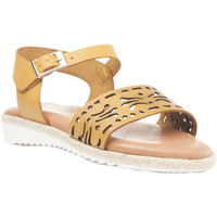 Schuhe Damen Sandalen / Sandaletten Issa Miel 64355 MUSTARD