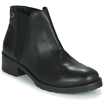 Schuhe Damen Boots Pataugas DINA/N F4F Schwarz