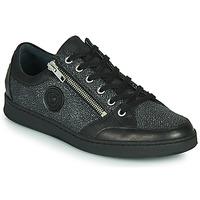 Schuhe Damen Sneaker Low Pataugas LUCY/MIX F4F Schwarz