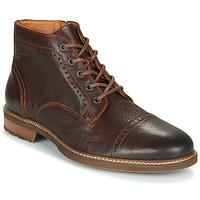 Schuhe Herren Boots Pataugas RENAUD H4F Braun