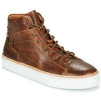 Schuhe Herren Sneaker High Pataugas SERGIO H4F Cognac