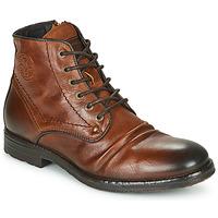 Schuhe Herren Boots Redskins BAMBOU Braun