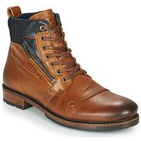 Schuhe Herren Boots Redskins HAMAM Braun