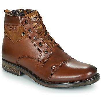 Schuhe Herren Boots Redskins NISSA Cognac