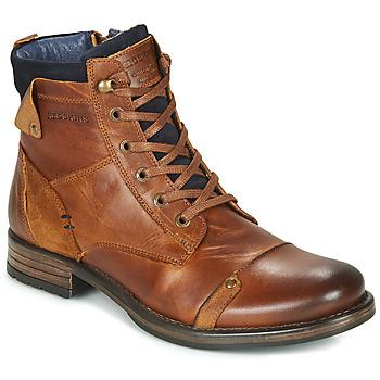 Schuhe Herren Boots Redskins YANI Cognac