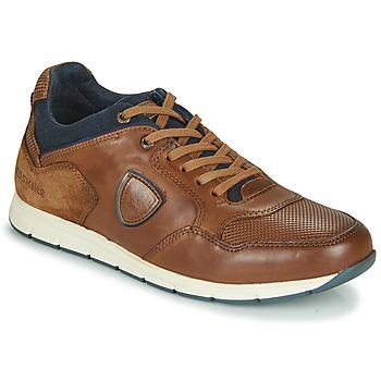Schuhe Herren Sneaker Low Redskins SARIETTE Cognac