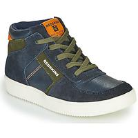 Schuhe Jungen Sneaker High Redskins LAVAL KID Marine / Kaki