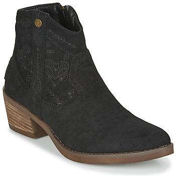 Schuhe Damen Low Boots Refresh 72472 Schwarz