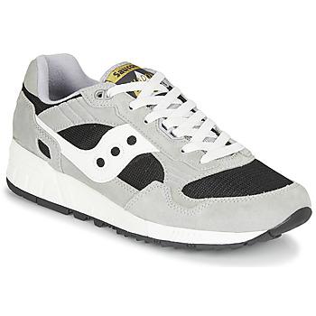 Schuhe Herren Sneaker Low Saucony SHADOW 5000 Grau / Gelb