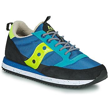 Schuhe Herren Sneaker Low Saucony JAZZ (PEAK) Blau / Schwarz / Gelb