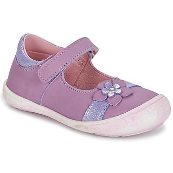 Schuhe Mädchen Ballerinas Citrouille et Compagnie RETUNE Violett