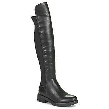 Schuhe Damen Klassische Stiefel Xti 44395 Schwarz