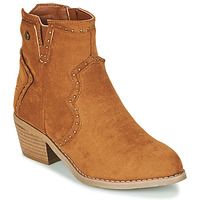 Schuhe Damen Low Boots Xti 44614 Camel