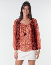 Kleidung Damen Tops / Blusen Desigual ROSAL Rot