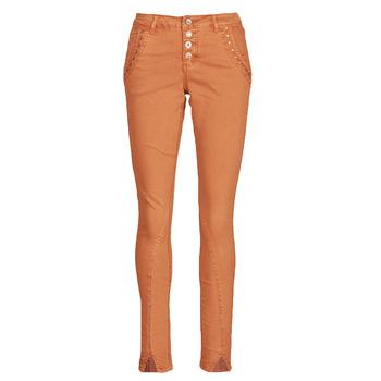 Kleidung Damen 5-Pocket-Hosen Cream HOLLY CR TWILL Braun