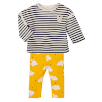Kleidung Mädchen Kleider & Outfits Catimini CR36041-71 Multicolor
