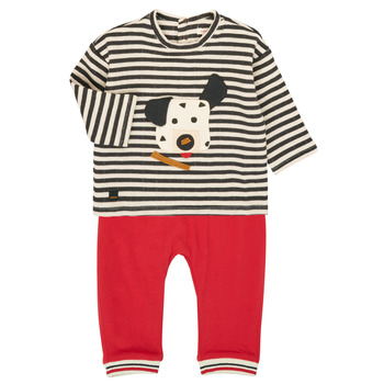 Kleidung Jungen Kleider & Outfits Catimini CR36010-38 Multicolor