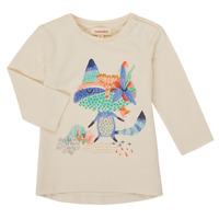 Kleidung Mädchen Langarmshirts Catimini CR10053-12 Weiss