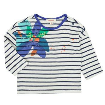 Kleidung Mädchen Langarmshirts Catimini CR10123-12 Multicolor