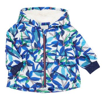 Kleidung Mädchen Parkas Catimini CR42053-88 Multicolor