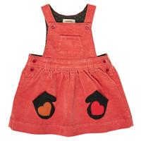Kleidung Mädchen Kurze Kleider Catimini CR31003-67 Rot